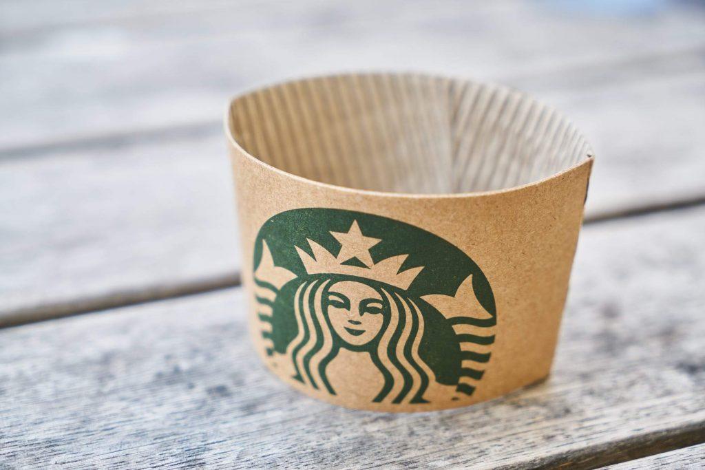Starbucks brand logo