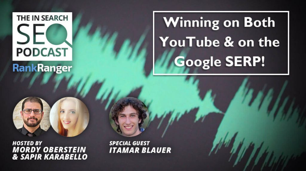 Itamar Blauer in-search SEO podcast