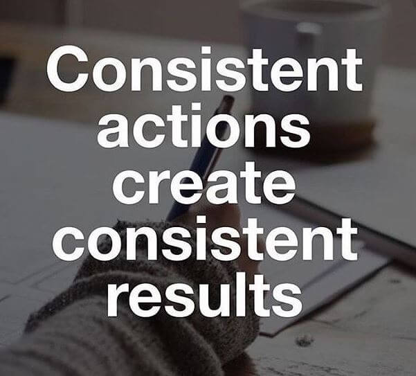 Consistent actions