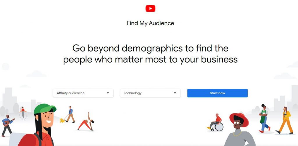 Find My Audience YouTube