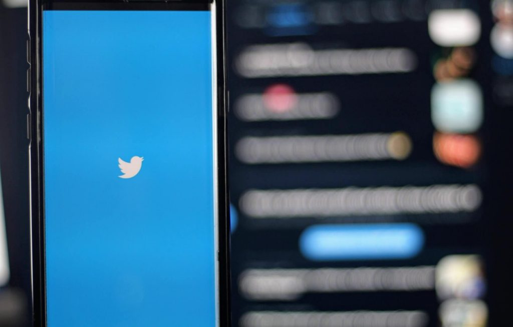 Digital PR and SEO social media example Twitter